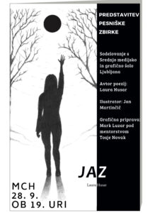 Pesniška zbirka JAZ