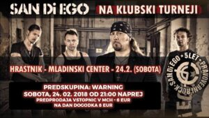 ROCK KONCERT: San Di Ego Band